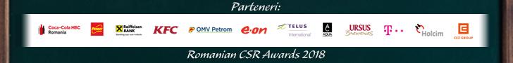 Romanian CSR Awards 2018
