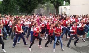 PRAIS- Demonstratii ale copiilor la ceremoniile SETS 1