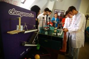 BASF Concursul CHAIN REACTION_Colegiul National Grigore Moisil1