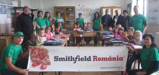 Smithfield_Romania_Din nou la scoala_2013