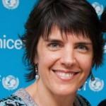 Sandie Blanchet_Reprezentantl UNICEF in Romania