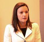 Kinga Daradics, CEO al MOL Romania