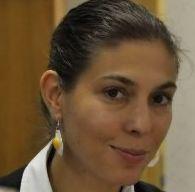 Ana Derumeaux, manager de proiect Crucea Rosie