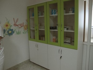 """CEZ- Reabilitare -Clinica de Pediatrie a Spitalului Municipal """"Filantropia"""" din Craiova 03"""
