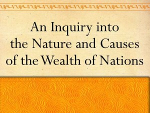 On the Wealth of Nations - Adam Smith