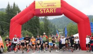 maraton DHL_ start 2014