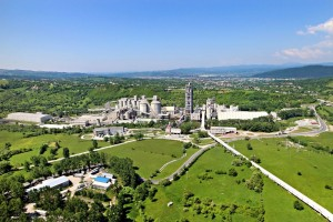 Fabrica Holcim Campulung + platforma ecovalor
