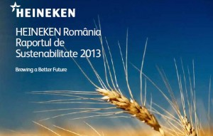 Heineken Romania_Raport de Sustenabilitate 2013