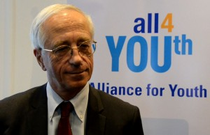 Hervé de Froment, Director General Nestle Romania.