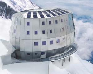 Schneider Electric Refuge du Gouter Franta