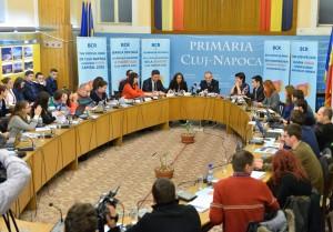 BCR Conferinta presa Cluj CET 2015