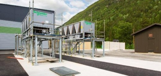 Schneider Electric - Green Mountain Data Center..