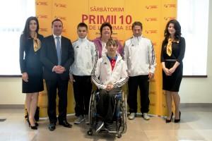 Sportivi paralimpici