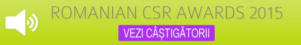 Romanian CSR Awards 2015