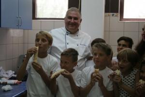 CREDE IN BINE_Horia Virlan si copiii