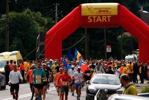 Maraton DHL start 2015