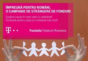 Fundatia_Telekom_Romania_Impreuna pentru Romani