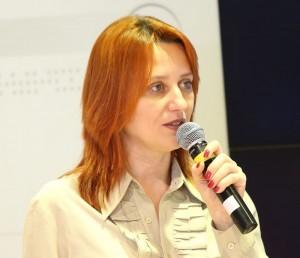 Angela Galeta, Director, Fundatia Vodafone Romania 2015