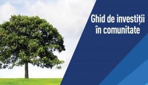 Ghid de investitii in comunitate - Amcham