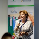 Dana Stroie, Centrul Național de Dezvoltare a Învățământului Profesional și Tehnic