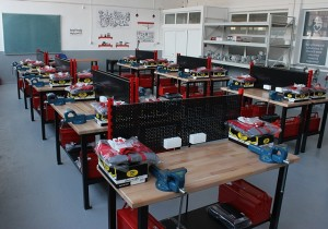 Atelierele Holcim - Colegiul Tehnic Campulung - 2