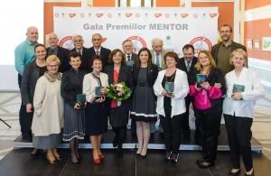 Mol Romania - Premianti Mentor 2016
