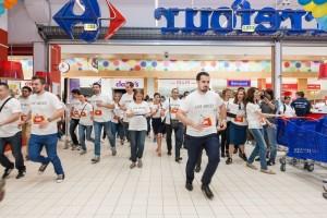 Carrefour - Inceperea Cursei