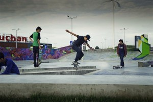 Coresi_Shopping_Resort_Skatepark