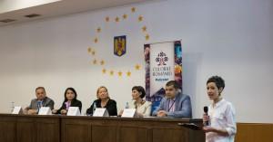 Policolor - Conferinta lansare Campanie Culorile României 2016
