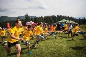 Maratonul DHL_Crosul Copiilor_Start