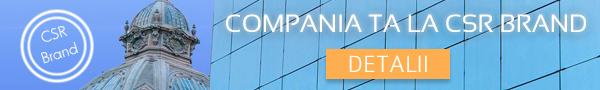 CSR Brand - Indexul Companiilor Responsabile