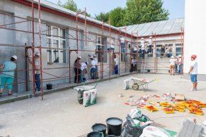 Voluntari Metropolitan Life_santierul Habitat for Humanity (4)