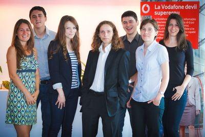 Vodafone_Internship_2011
