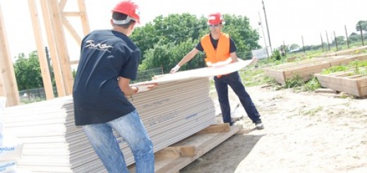 Materiale_Knauf_donate_Habitat_For_Humanity_Ploiesti_2012