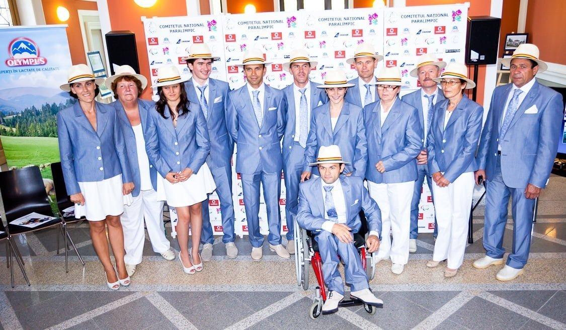 Echipa paralimpica