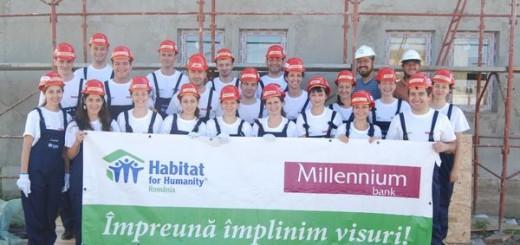 Millennium Bank pe santierul de la Ploiesti1