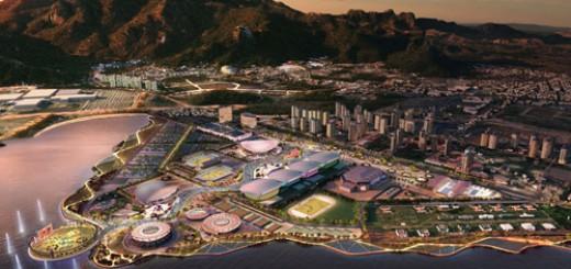 Parcul Olimpic din Rio de Janeiro se va deschide in 2016