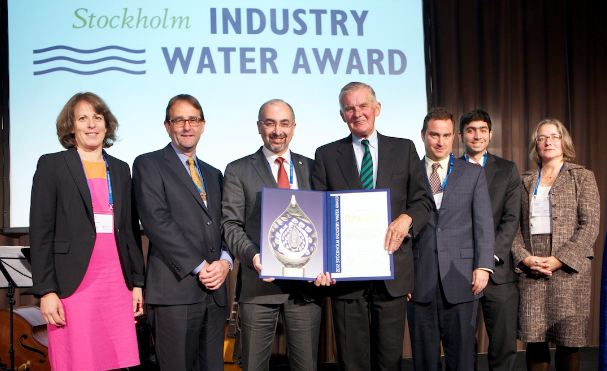 PepsiCo_Premiul_Apei_Stockholm_2012