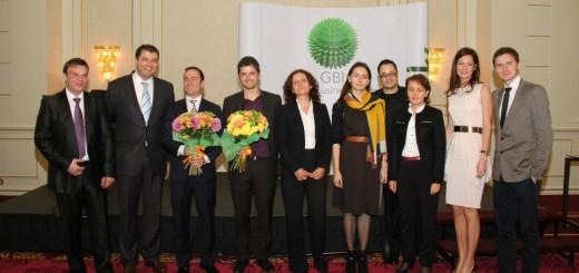 Castigatori Green Business Index 2012