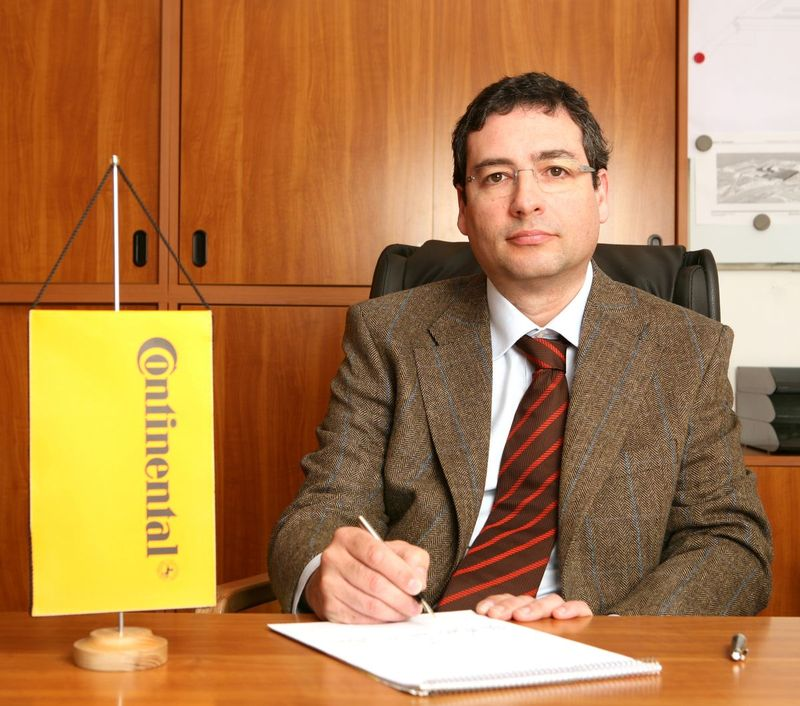 Pedro Carreira_General Manager Continental Automotive Products Timisoara