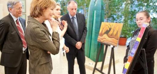 BRD_Tinere_Talente_ASR_Principesa Margareta a-Romaniei si Presedintele BRD_2013