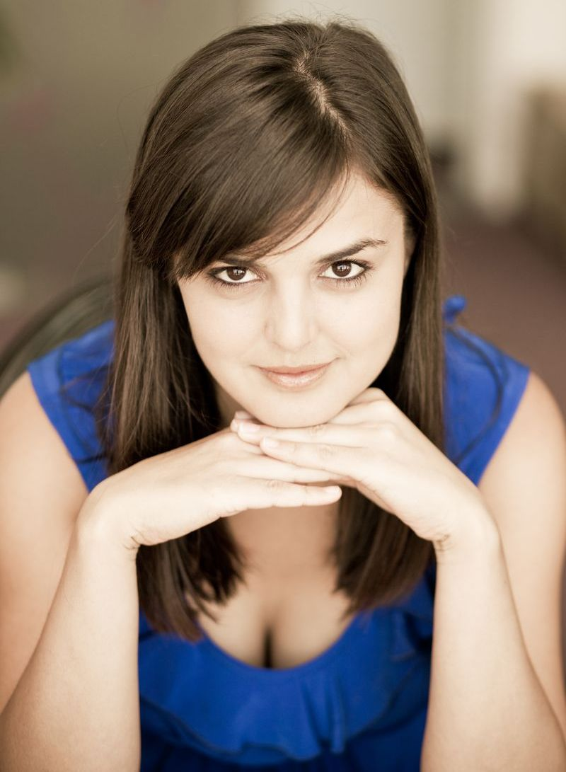 Denisa Mihai, Corporate Social Responsability Specialist Avon Romania1