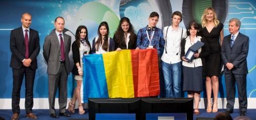 ENEL_Echipa Romaniei alaturi de Presedintele si CEO-ul Grupului Enel