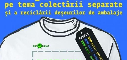 Concurs_Eco_Rom_Ambalaje_Design de tricou