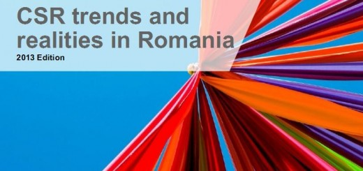 The first study on Corporate Responsibility in Romania_CSRmedia.ro_Ernst&Young