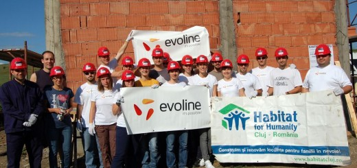 Echipa Evoline_Habitat Cluj