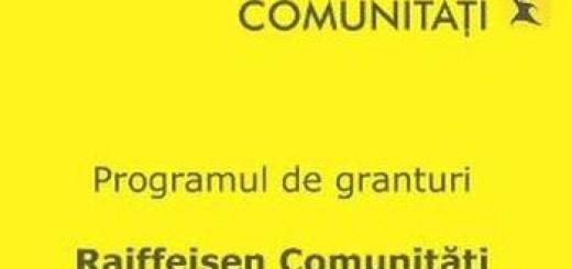 Raiffeisen Comunitati2013