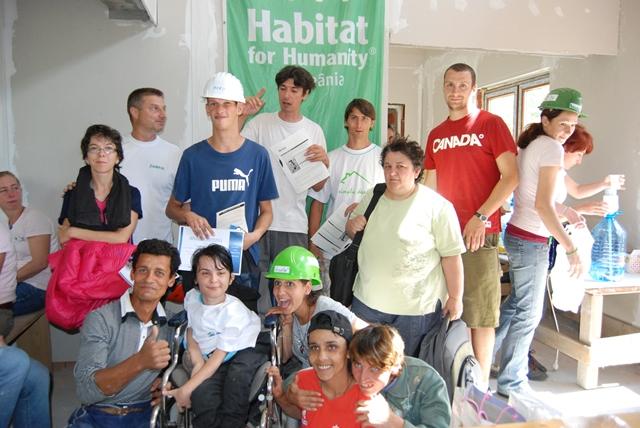 Women Build la Casa Mihail, 31 aug (4)