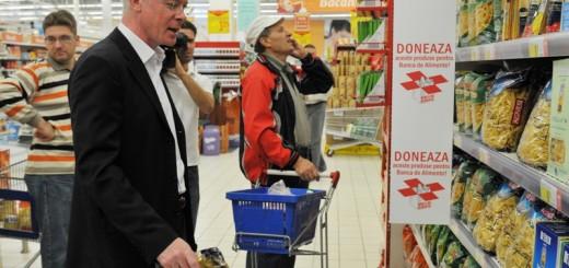 Carrefour _ Banca de Alimente