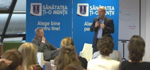 Lansare campanie 1 iaurt pe zi_Dieter Schulz, Director General Danone pentru Europa de Sud Est_1